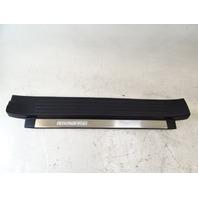 Lexus GX460 trim, door step sill plate, right front 67910-60060 black