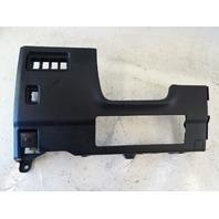 Lexus GX460 panel, instrument panel finish trim, lower, black 55045-35140