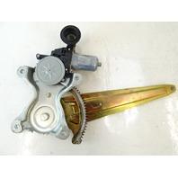 Lexus GX470 window motor & regulator left rear 69804-35080 85710-58010