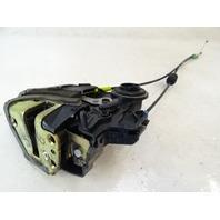 Lexus GX470 door latch actuator, lock left rear 69060-60091