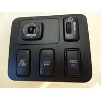 Lexus GX470 trim, switch panel 58831-60040