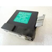 Lexus GX470 module, theft warning computer 89730-60070
