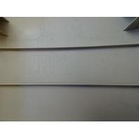 Lexus GX470 trim, interior center pillar, right 62413-60061-A0 ivory
