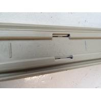 Lexus GX470 trim, door step scuff plate, inner right front  67911-60020 ivory
