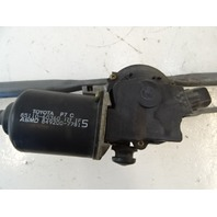 Lexus GX470 windshield wiper motor, and linkage assembly front 85110-60360