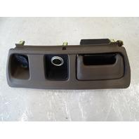 Lexus LX470 trim, lower dash panel w/ ashtray, tan 55413-60070 74102-44010