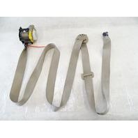 Lexus LX470 seat belt, left front, tan 73220-60322