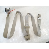 Lexus LX470 seat belt, right rear 2nd row, tan 73360-60322