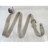Lexus LX470 seat belt, left rear 2nd row, tan 73370-60182