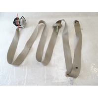 Lexus LX470 seatbelt seat belt right rear 3rd row, tan 73560-60121