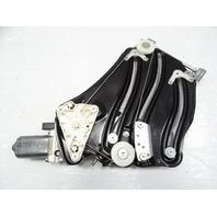 Mercedes R172 SLC43 SLC300 window motor and regulator, quarter, left rear 1729062300 1726700303