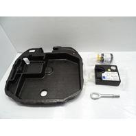 Mercedes R172 SLC43 SLC300 tool kit, w/ air copressor, for tires 0005832202