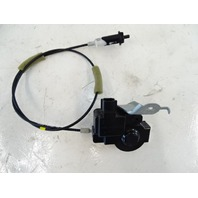 10-15 Lexus RX350 actuator, fuel door
