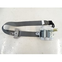 10-15 Lexus RX350 RX450h seatbelt, seat belt, right front, light gray
