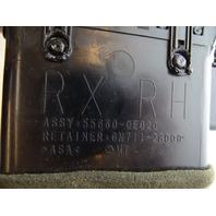 10-15 Lexus RX350 RX450h ac vent, dash, right 55660-0E020