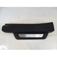 10-15 Lexus RX350 RX450h trim, door step sill scuff plate, black, left rear, 67940-0e020