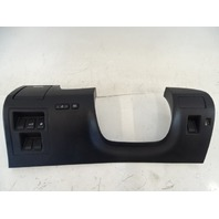 10-15 Lexus RX350 RX450h trim, steering column dash lower panel, black, 55045-0e030