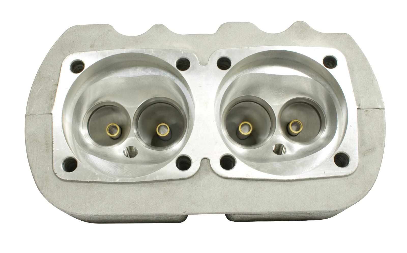 GTV-2 L6 CNC PORTED HEADS, 42 & 37 5 Valves, For 90 5/92, Dunebuggy