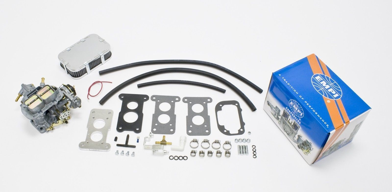 B EMPI 32//36E CARB KIT FITS JEEP CJ CHEROKEE 80-83 151ci 4 Cyl 2.5L