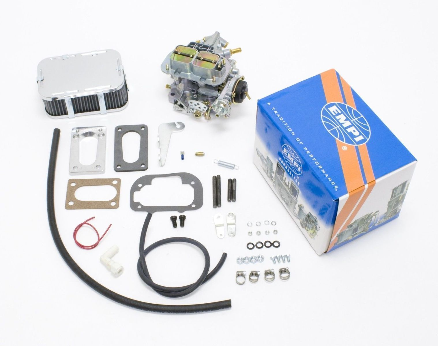 FITS ISUZU 86-87 2300cc EMPI 38E PERFORMANCE CARB KIT ELEC CHOKE