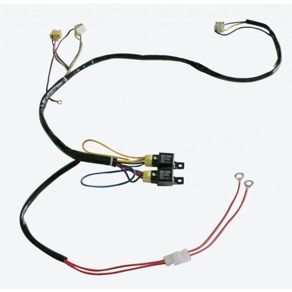 upi 34264 9005  9006 headlight relay harness kit harness