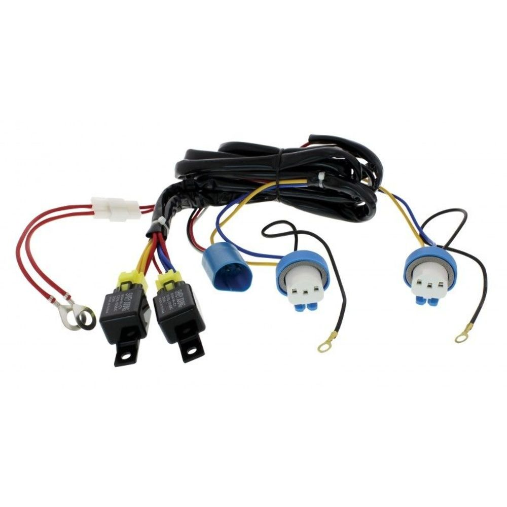 Hummer H3 Headlight Wiring Download Diagrams Trailer Harness Upi 34265 9007 Relay Kit Pirate Mfg 2006 Headlights For