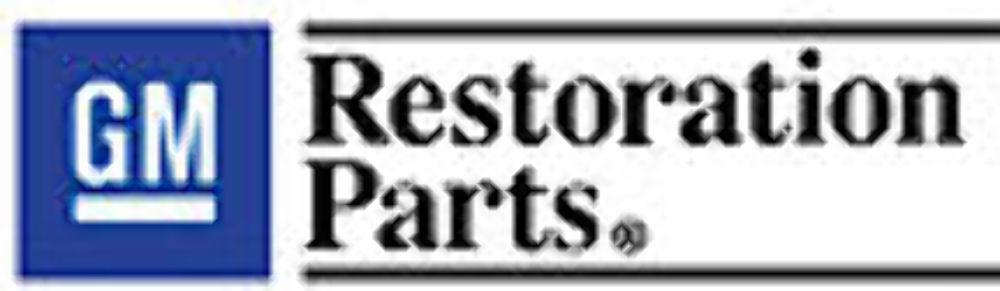 Set of 2 1958 Chevy Impala Chrome License Plate Frame W// Blue and White Script