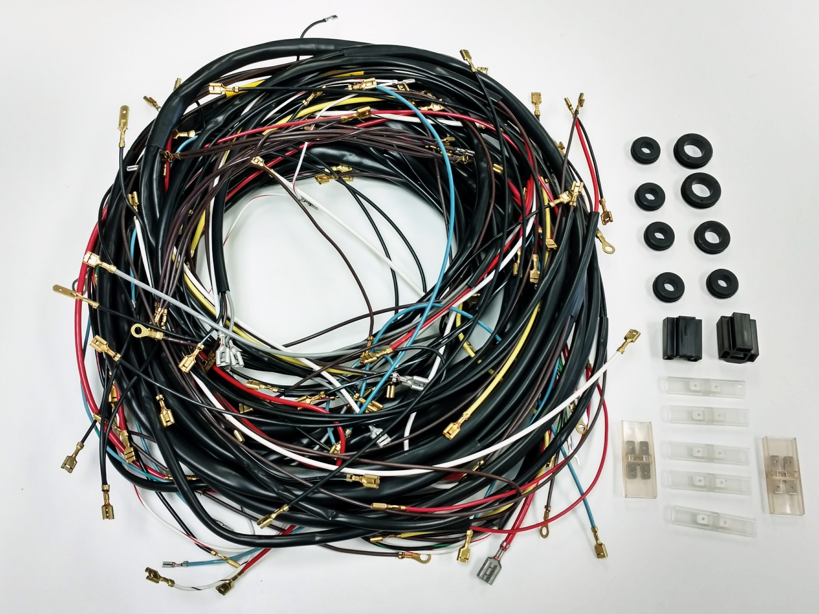 Painless Wiring Harness Vw Bug Schematic 2019 Wire Kits Diagram With Description