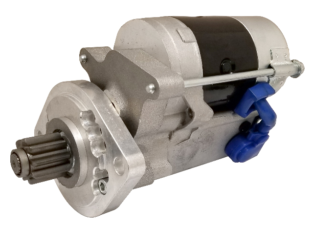 WOSP Gear Reduction Starter, Compatible with VW 12V w/ 6V Flywheel