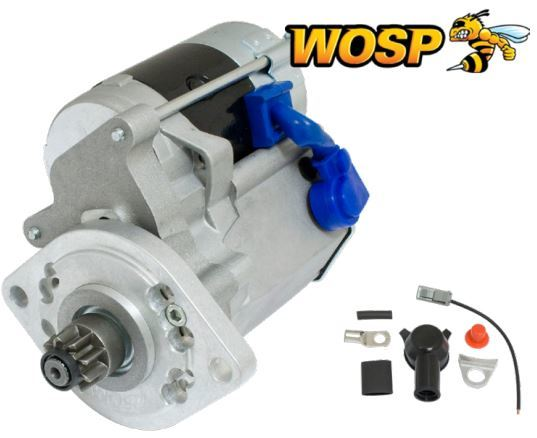 WOSP Gear Reduction Starter, Fits Type 1 and 002 Type 2  TPI TRANS 1.0KW