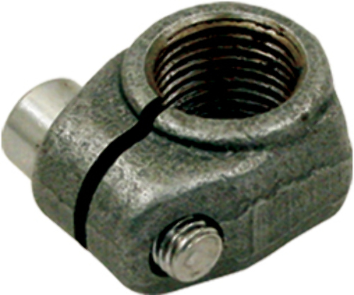 Spindle Clamp Nut w/ screw, 18mm x 1.5 Left, Type 1 50-65, Each, 22-2986-1