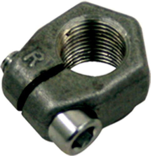 Spindle Clamp Nut w/ screw, 18mm x 1.5 Right, Type 1 50-65, Each