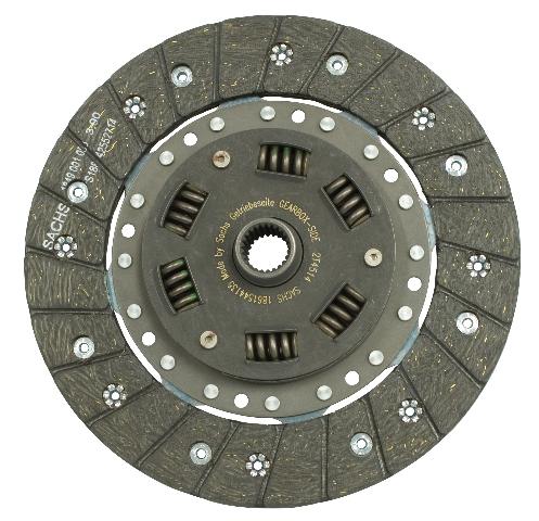 H.D. Clutch Disc, 210mm, Type 2 72-73, 211 141 031G