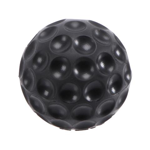 Golf Ball Shift Knob, Black, M12x1.5 thread pitch, 89-95 Corrado, 75-92 Golf, 74-89 Scirocco