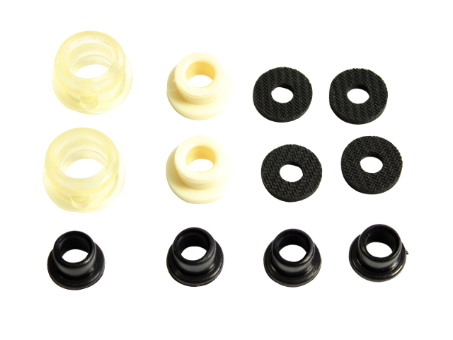 Gearbox Shift Linkage Bushing Kit, 85-92 Golf, 85-92 Jetta, 79-84 Rabbit, 74-89 Scirocco