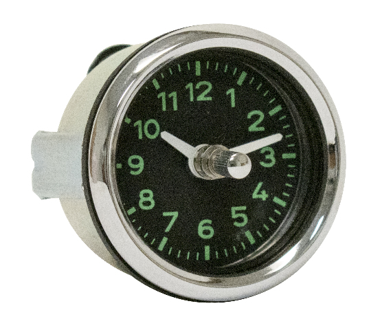 Dash Clock, Compatible with Porsche 50-55 356, ALL 356 A/B/C