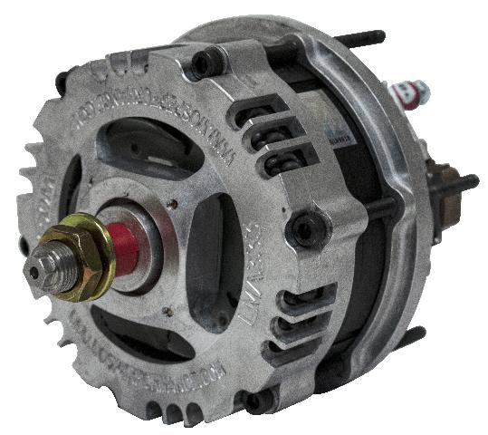 Porsche 24 Volt Alternator Wiring