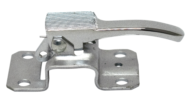 Inside Door Handle, Chrome, Driver/Left Side, Compatible with VW 68-79 Bug, Bus, Ghia Type 3