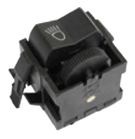 EMPI 98-9422 Headlight Switch, Headlight Switch, 6 Prong, Type 1 and S/B 73-79,  133-941-531B