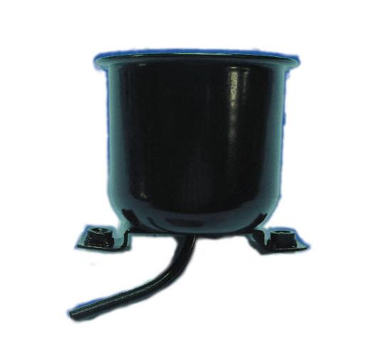 Metal  Brake Master Cylinder Reservoir For VW Bug  54 - 57 , 113 611 301A