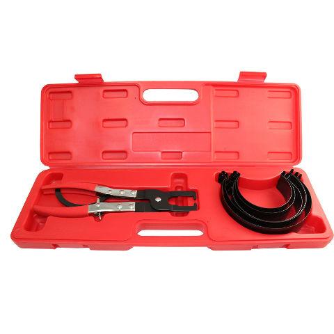 "Piston Ring Compressor Set For  2-7/8"" - 4-3/8"" Diameter"