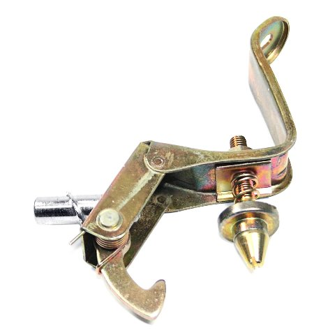 IAP 111823507F Hood Lock Carrier W/Pin 1968-on Type 1