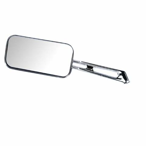 RECTANGULAR MIRROR, REVERSABLE, dune buggy vw baja bug air cooled