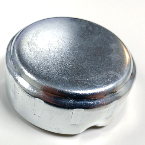 Gas Cap, Non-Locking, 70mm, for use with Original VW Tank Only, Type 1 61-65