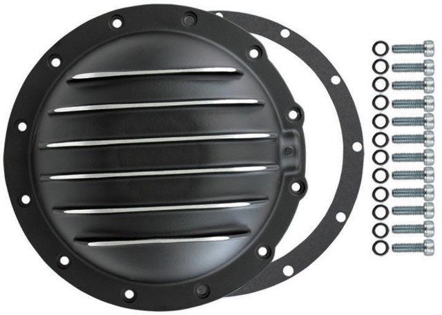 Black Fin Aluminum Jeep 12