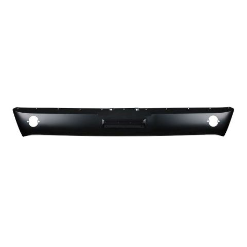 Rear Valance With Backup Light Cutouts For 1967-68 Ford Mustang