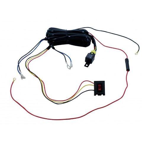 UPI 34266  Fog Lamp Wiring Harness Kit