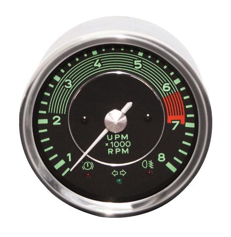 "VDO ""356"" Tachometer (0 to 8000RPM) For VW Dune Buggy Baja Bug Sand Rail"