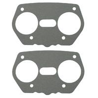 EMPI VW Bug Air Filter Base WEBER IDF Gaskets, Pair 3210