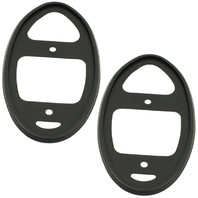 Tail Light Assembly Seals, Pair, Fits Air Cooled VW Beetle 1962-67, 111-945-191E, EMPI 6704